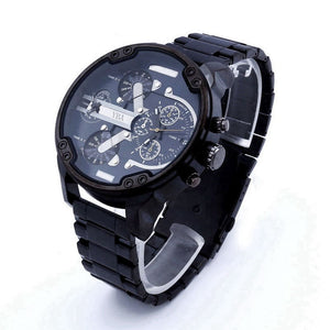 YBA Luxury Steel Watch