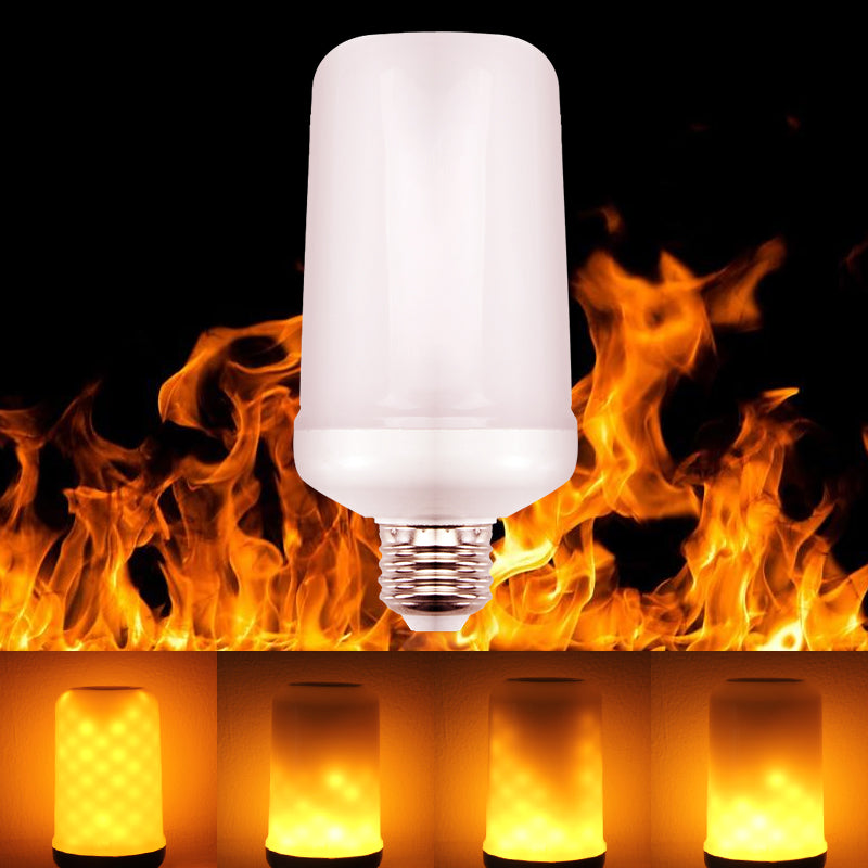 LED Flaming Light Bulb