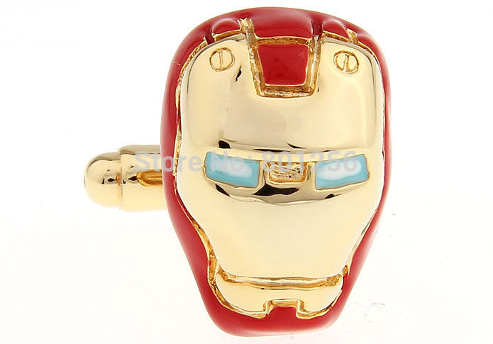 Ironman Cuff links