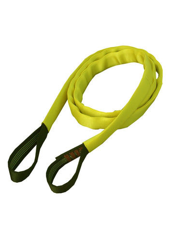Lyon 25mm Nylon Sling with Yellow Protective Sleeve
