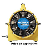 RAMFAN UB20 Blower with Manhole Entry Device