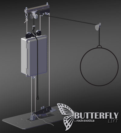 Butterfly Lift System - 60'