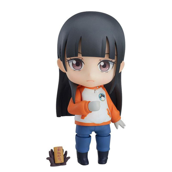 A Place Further Than the Universe Nendoroid Action Figure Shirase Kobuchizawa (pre-order)