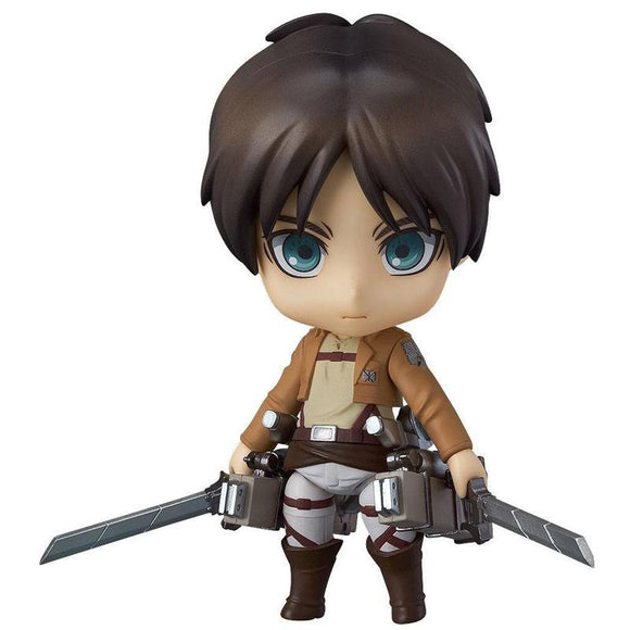 Attack on Titan Nendoroid Action Figure Eren Yeager (pre-order)