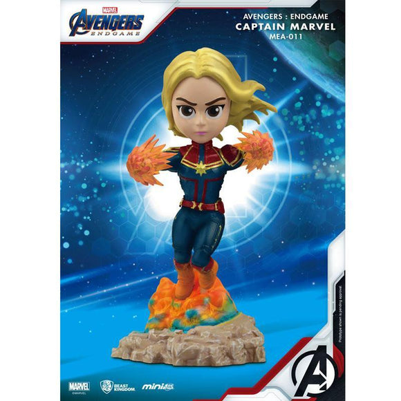 Avengers: Endgame Mini Egg Attack Figure Captain Marvel (pre-order)