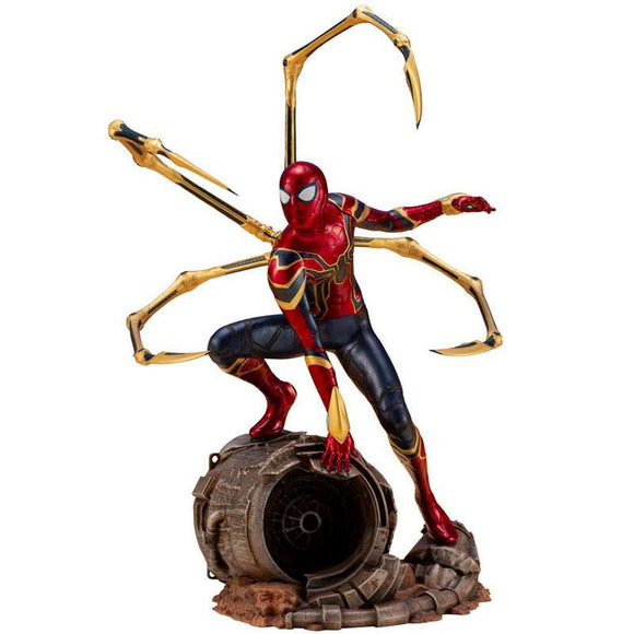 Avengers Infinity War ARTFX+ PVC Statue 1/10 Iron Spider (pre-order)