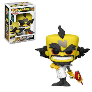 Crash Bandicoot POP! Games Vinyl Figure Neo Cortex (pre-order)