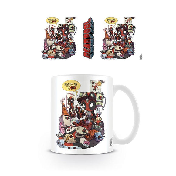 Deadpool (Royalties) Coffee Mug