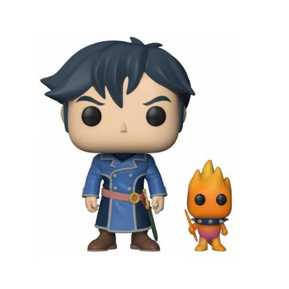 Default Title Ni no Kuni II Revenant Kingdom POP! Games Vinyl Figure Roland & Higgledy (pre-order)