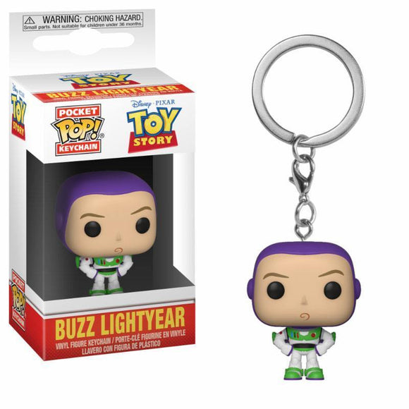 Default Title Toy Story Pocket POP! Vinyl Keychain Buzz