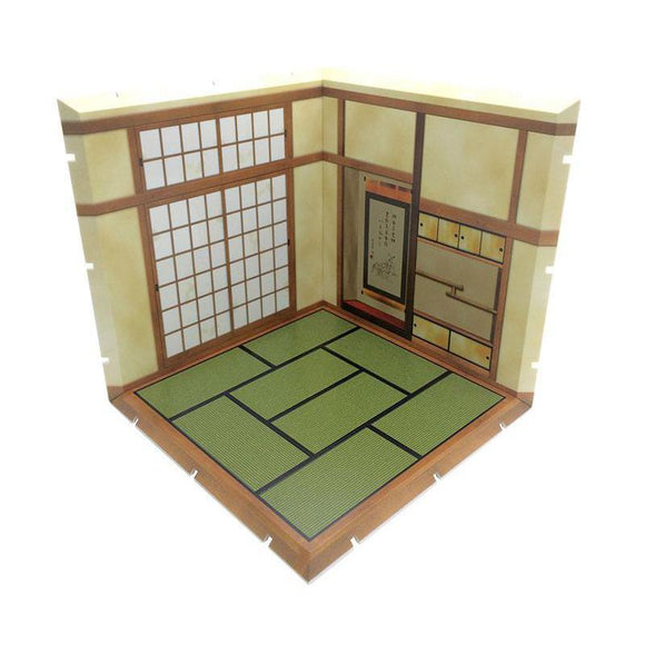 Dioramansion 150: Decorative Parts for Figma and Nendoroid Figures - Japanese Room