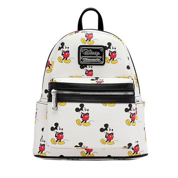 Disney by Loungefly Backpack Mickey AOP (pre-order)