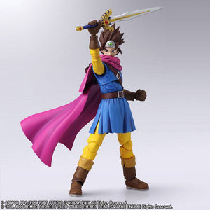 Dragon Quest III The Seeds of Salvation Bring Arts Action Figure Hero