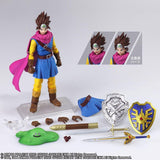 Dragon Quest III The Seeds of Salvation Bring Arts Action Figure Hero (pre-order)