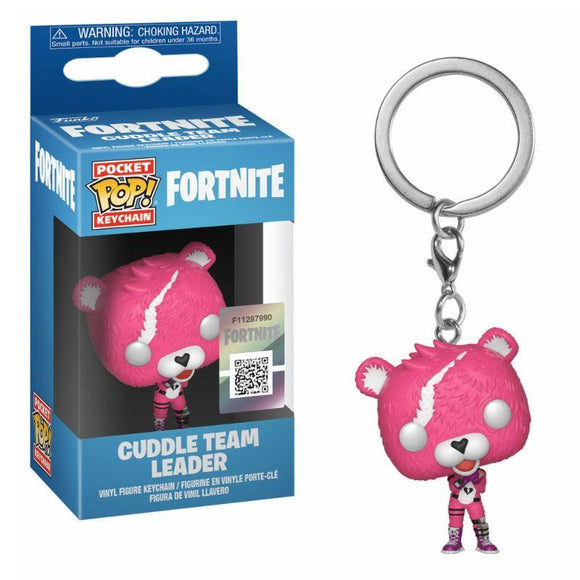 Fortnite Pocket POP! Vinyl Keychain Cuddle Team Leader