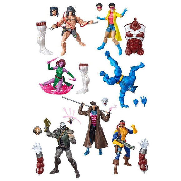Gambit Marvel Legends Series Action Figures 15 cm X-Men 2019 Wave 1 (pre-order)