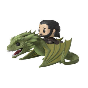 Game of Thrones POP! Rides Vinyl Figure Jon Snow & Rhaegal (pre-order)