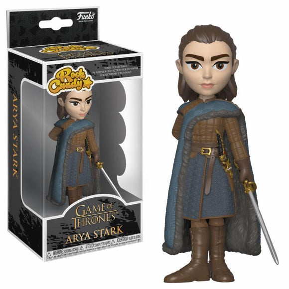 Game of Thrones Rock Candy Vinyl Figure Arya Stark