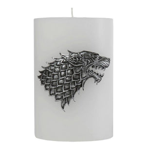 Game of Thrones XL Candle Stark 15 x 10 cm (on demand)
