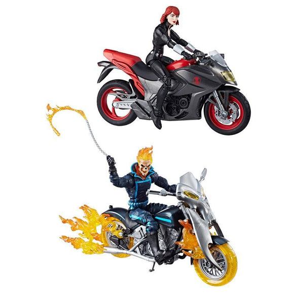 Ghost Rider Marvel Legends Series Ultimate Action Figures 15 cm 2018 Wave 1 (pre-order)