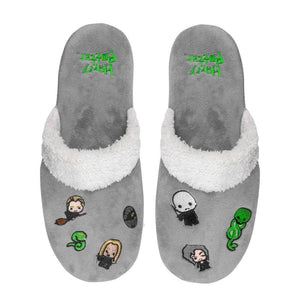 Harry Potter Slippers Kawaii Dark Arts