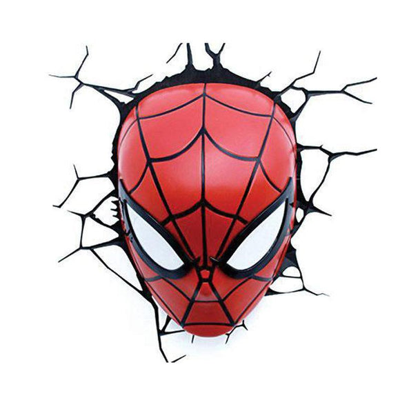 Marvel 3D LED Light Spiderman (pre-order)