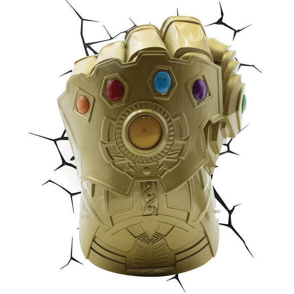 Marvel 3D LED Light Thanos Infinity Gauntlet (pre-order)