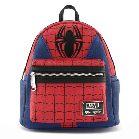 Marvel by Loungefly Backpack Spider-Man Cosplay (on demand)