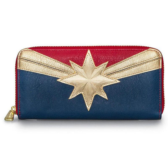 Marvel by Loungefly Wallet Captain Marvel (on demand)