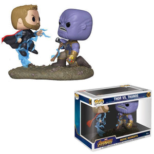 Marvel POP! Movie Moments Vinyl Figures 2-Pack Thor & Thanos