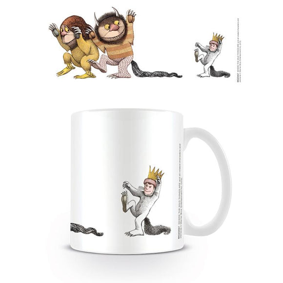 Maurice Sendak (Where the Wild Things are Follow) Coffee Mug