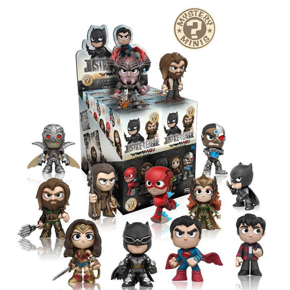 Mystery Minis - Justice League (opened)