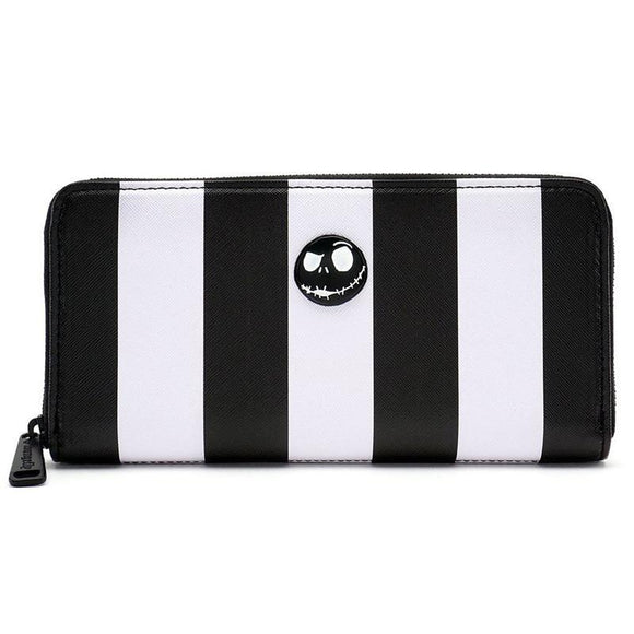 Nightmare before Christmas by Loungefly Wallet NBC Striped (pre-order)