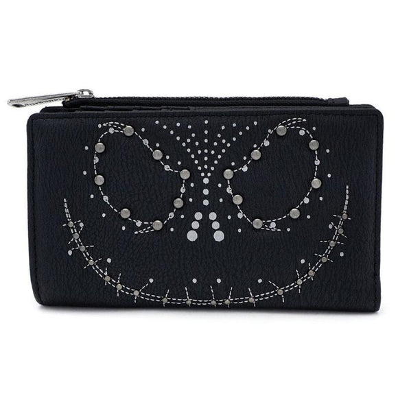 Nightmare before Christmas by Loungefly Wallet Studded Jack (pre-order)