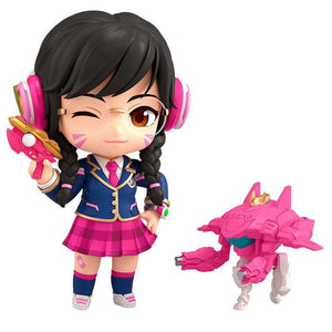 Overwatch Nendoroid Action Figure D.Va Academy Skin Edition (pre-order)