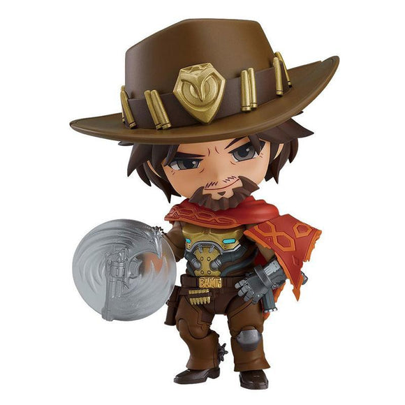Overwatch Nendoroid Action Figure Mccree (pre-order)