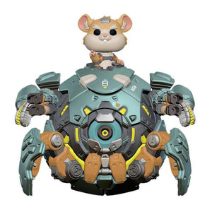 Overwatch Oversized POP! Games Vinyl Figure Wrecking Ball (pre-order)