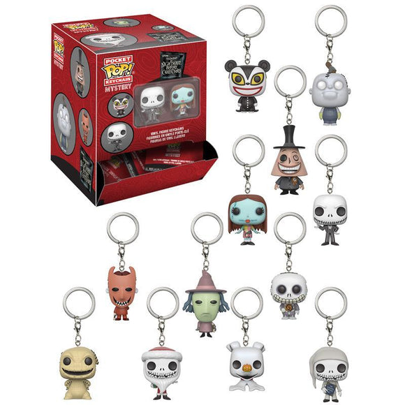Pocket Pop! Keychain Mystery: Disney - Nightmare Before Christmas