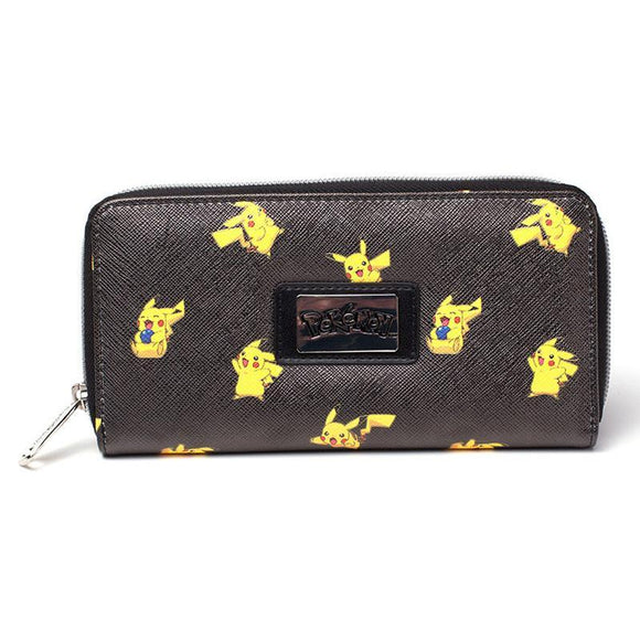 Pokémon Ladies Wallet Pikachu