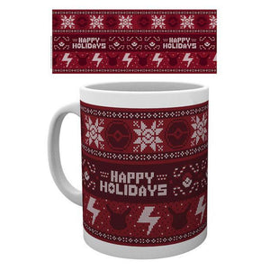 Pokemon Mug XMAS Jumper