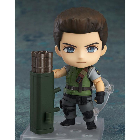 Resident Evil: Chris Redfield Nendoroid