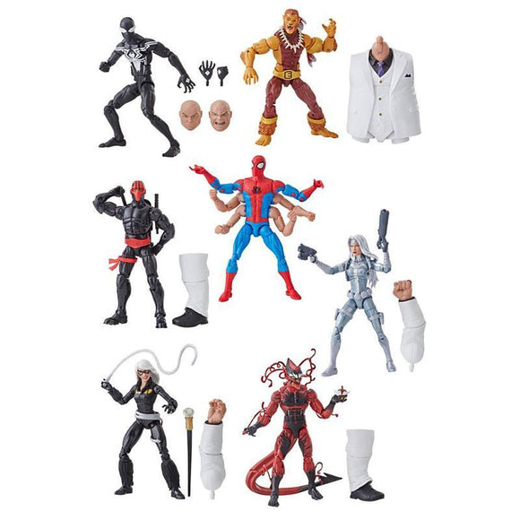 Spider-Man Marvel Legends Series Action Figures 15 cm Spider-Man 2019 Wave 1 (pre-order)