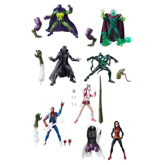 Spider-Punk Marvel Legends Series Action Figures 15 cm Spider-Man 2018 Wave 1 (pre-order)