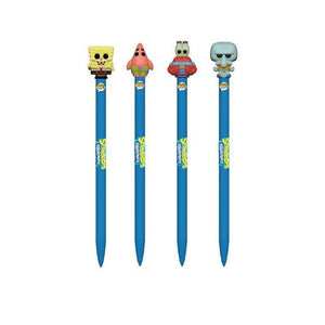 SpongeBob SquarePants POP! Homewares Pens with Toppers (pre-order)