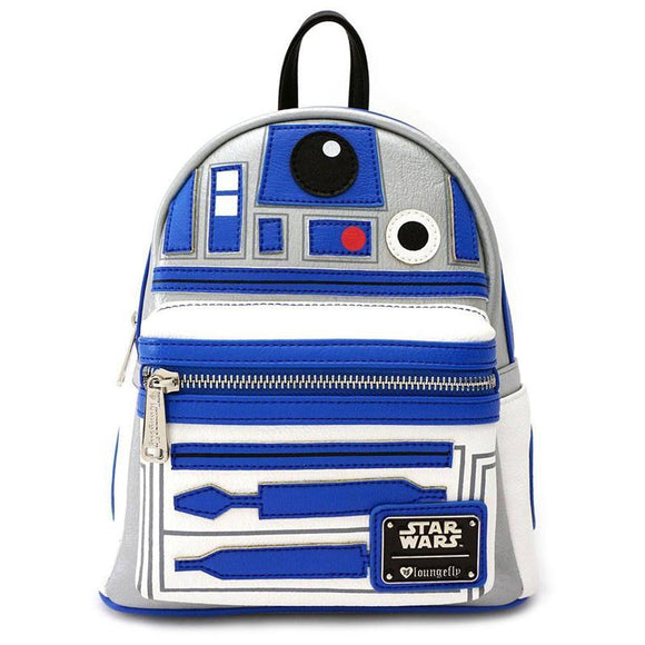 Star Wars by Loungefly Backpack R2-D2 (pre-order)