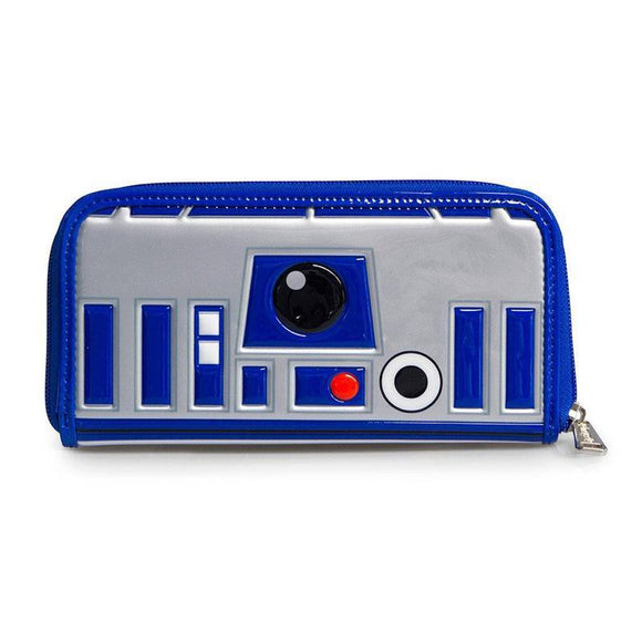 Star Wars by Loungefly Wallet R2-D2 Droid (pre-order)