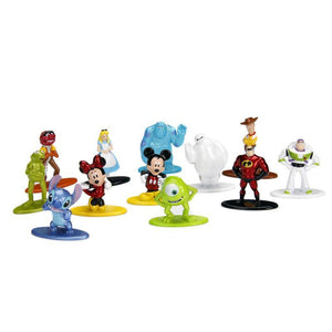 Stitch Disney Nano Metalfigs Diecast Mini Figures 4 cm Assortment Wave 1