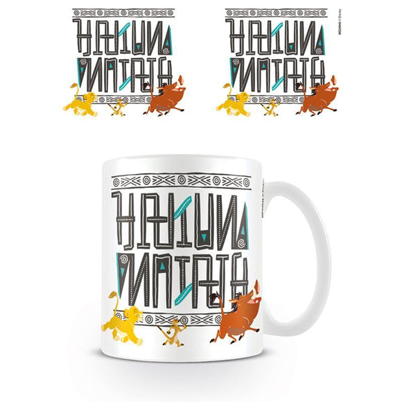 The Lion King (Hakuna Matata) Coffee Mug