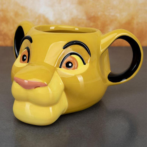 The Lion King Mug Shaped Simba (pre-order)