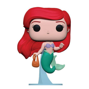 The Little Mermaid POP! Disney Vinyl Figure Ariel w/ Bag (pre-order)